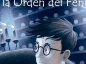 Harry Potter: orden fenix Reseña Libro