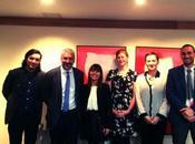 Ministro Cultura, #ErnestoOttone, recibió Directora #FRINGE Festival Edimburgo
