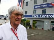 Bernie Ecclestone pide cambio sideral
