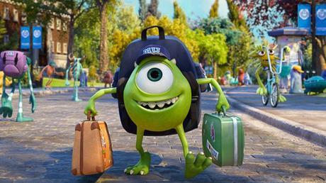 ¿Cómo se hace una peli de animación? Me voy a Pixar