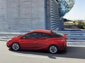 Toyota Prius mucho tecnológico
