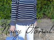 Navy Otoño Look Curvy