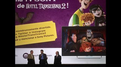 Preestreno de Hotel Transylvania 2