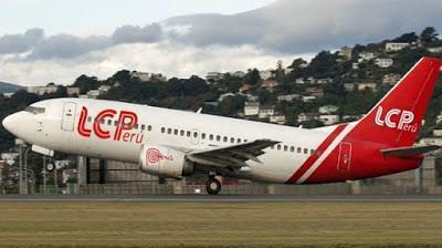 LC Perú volará a Quito y Guayaquil a partir de 2016