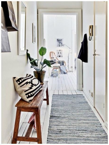Como decorar un pasillo estrecho paperblog - Como decorar un pasillo estrecho ...
