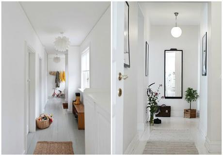 Como decorar un pasillo estrecho paperblog - Como decorar un pasillo pequeno ...