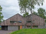 Casas modernas contemporáneas Noruega.
