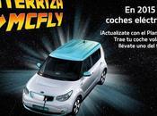marcas recibido Marty McFly redes sociales