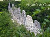 Ruinas Uxmal, viajando Campeche Mérida.