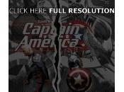 Primer vistazo Wilson: Captain America