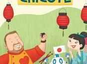 Chicote presenta aventuras suculentas libro lleno