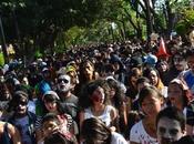 Habrá marcha zombie Luis Potosí Soledad