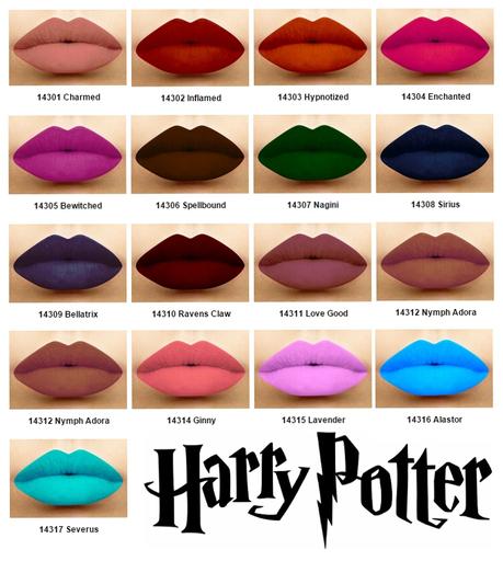 'Harry Potter' Lipstick