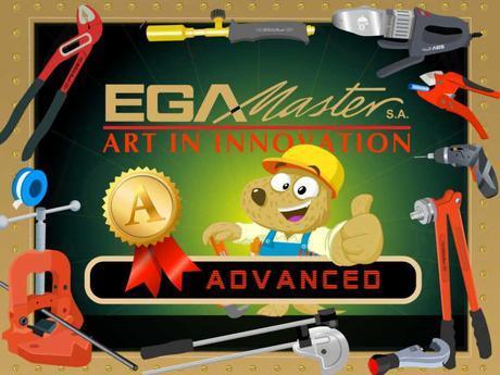Diploma de EGA Master Tool Game