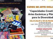 """Curso AISGE-FNAD Arte Inclusivo: """"Capacidades Creativas: Artes Escénicas Plásticas para Diversidad"""", Málaga"""