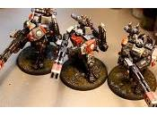 Cómo pintar armadura XV88 Apocalipsis
