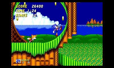 Impresiones con 3D Sonic the Hedgehog 2. El círculo se cierra en 3DS