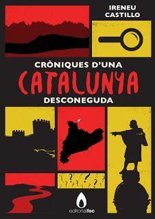Mi nuevo libro, ya a la venta: CRÒNIQUES D'UNA CATALUNYA DESCONEGUDA