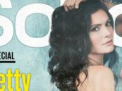 Betty desnuda para revista SoHo