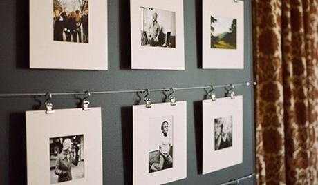 Ideas para colgar posters y fotos sin marco paperblog - Marcos para posters ...