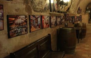 Cuevas del Mesón Restaurante El Lagar de Isilla