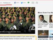 Falsa noticia tropas cubanas Siria: ¿sólo nuevo bulo para ganar audiencia, mucho más? video]