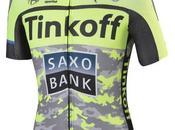 Equipación Tinkoff-Saxo