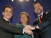 Rajoy jefes europeos