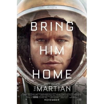 Cine: Marte (The Martian)