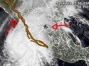 Esperan baches Luis Potosí detengan huracán Patricia