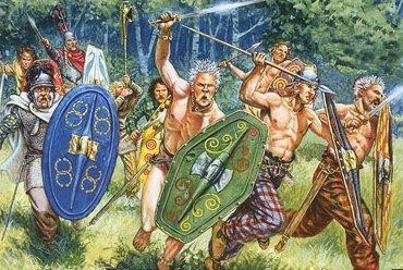 Celtas en el Museo Británico