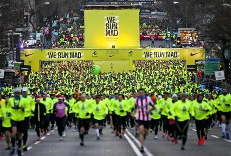 Políticos contra la Mafia del Running