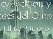 Minireseña: Percy Jackson Ladrón Rayo (Percy Rick Riordan