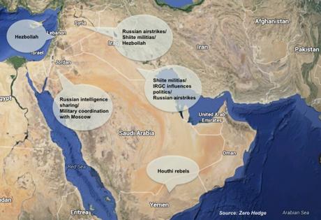 Gobierno irakí autoriza a Rusia bombardear a ISIS en Irak
