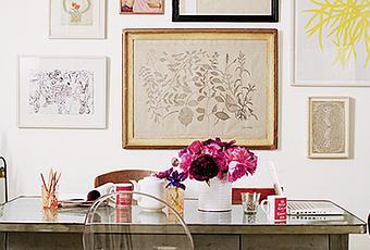 C mo colocar bien los cuadros en la pared paperblog - Como colocar los cuadros ...