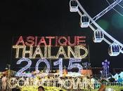 Celebración kratong bangkok