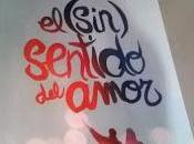 """(sin)sentido amor"""" (Javier Ruescas)"""
