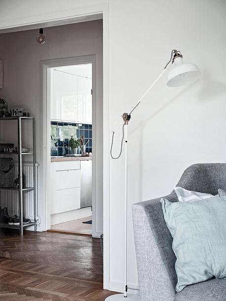 Ideas deco   sorteo: cómo decorar un piso con muebles de madera ...