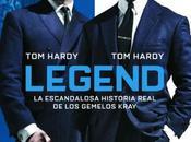 "Nuevo póster para españa ""legend"""