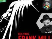 #FrankMiller estar primera #Brasil #CCXP2015 #ComicConExperience2015