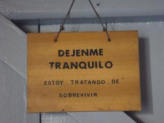 En la biblioteca de Jorge Oteiza