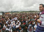 evangélico Jimmy Morales nuevo presidente Guatemala