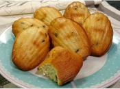 Madeleines pepitas chocolate