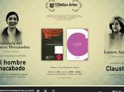 IPBA invita ciclo Palabra tiene escritoras Lucero Alanís Gabriela Hernández