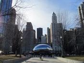 Chicago; Millennium Park arte calle