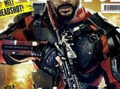 Escuadron suicida: turno para deadshot harley quinn portadas exclusivas empire magazine