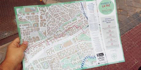 #PaseosFuencarral: Recorridos y cartografías de los mapeos colectivos