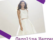 para novias románticas: Carolina Herrera