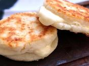 Arepas queso