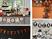 Crea candy table para halloween